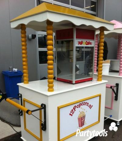 Popcornmachine huren in regio Den Haag